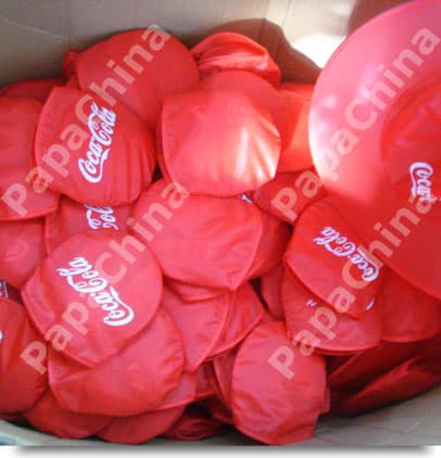 Coke Promotional Products production Image